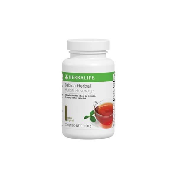 Té Concentrado de Hierbas Herbalife sabor Original 100gr